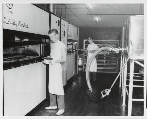 Sugar Cream Baking 1962